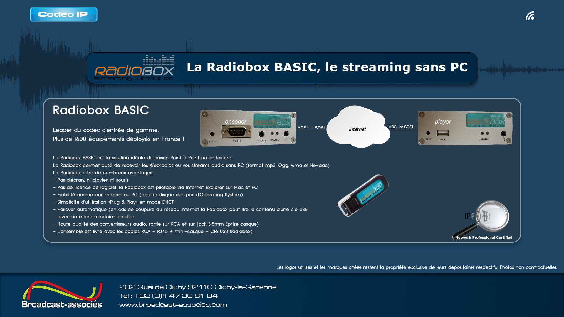 Radiobox Basic