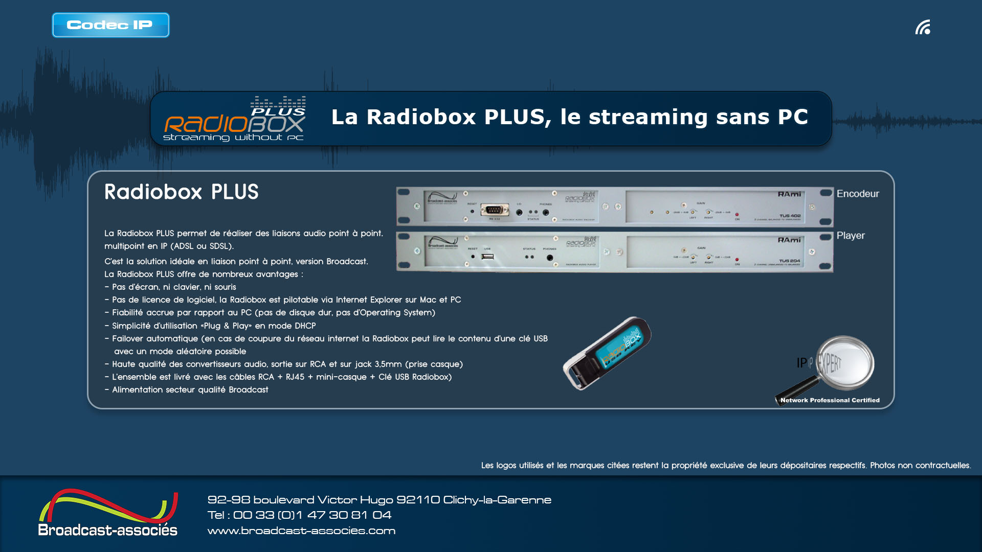 radiobox Plus